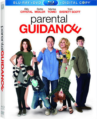Parental Guidance DVD   Blu-Ray is available in stores now!