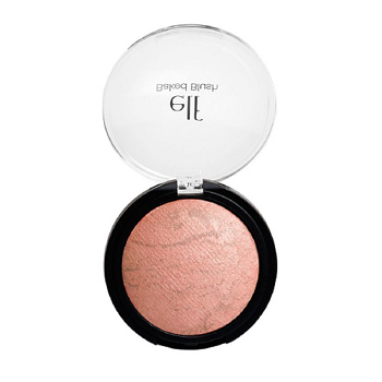 e.l.f. Studio Baked Blush Peachy Cheeky, $2.99