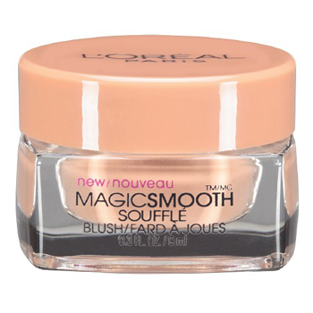 L'Oreal Studio Secrets Magic Smooth Soufflé Blush Angelic (Coral), $12.95