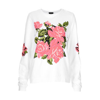 Topshop sweater, $50