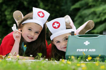 First Aid for Kids