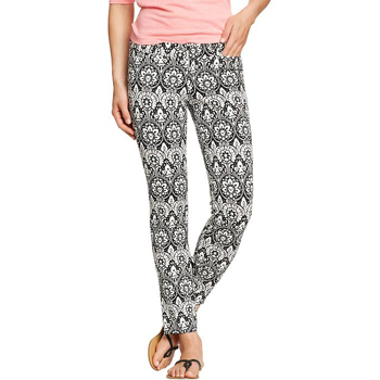 Old Navy printed pants, $30