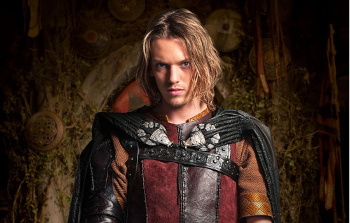 Jamie starred as King Arthur in the short-lived series 'Camelot'