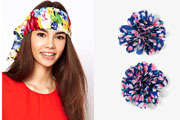 Flower Power: Floral Fashion