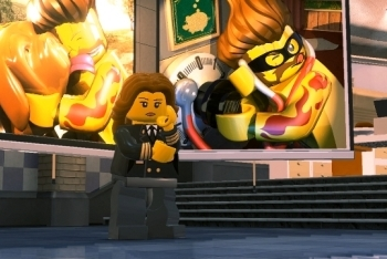 Mayor LEGO City Undercover: The Chase Begins