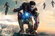 Iron Man 3 Cast on Suits, Superheroes and Sequels