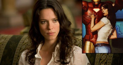 Rebecca Hall as Dr. Maya Hansen