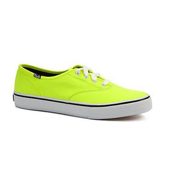 Keds neon sneakers, $45