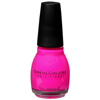 Sinful Colors Cream Pink, $1.99