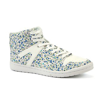 New Look floral sneakers, $35