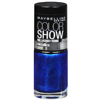 Maybelline Navy Narcissist, $3.99