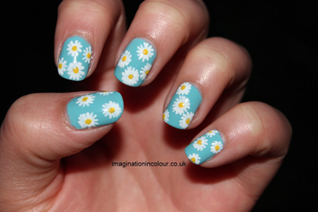 Nothing says spring more like pretty daisies!