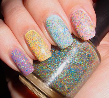 Spring sparkles!