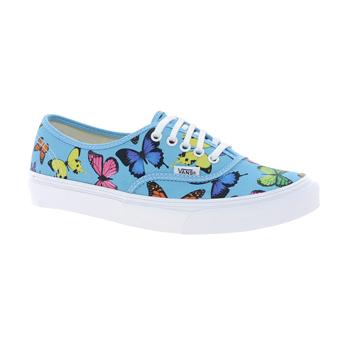 Vans butterfly print sneakers, $80