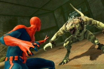 The Amazing Spider-man Ultimate Edition Lizard