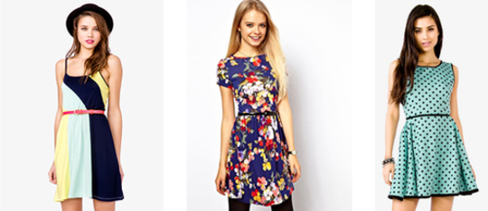 Feature spring dresses feature