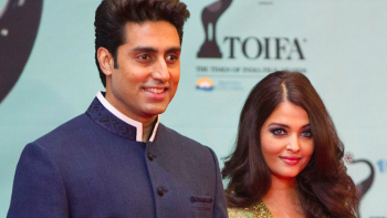 Husband and wife Abishek Bachchan and Aishwarya Rai both performed at the awards