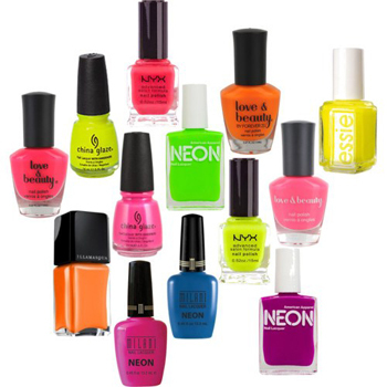 Wear one shade or mix and match nailpolish!