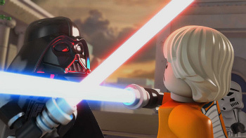 The Rebel Alliance and Darth Vader are back in LEGO STAR WARS