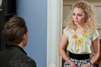 Carrie Confronts Sebastian