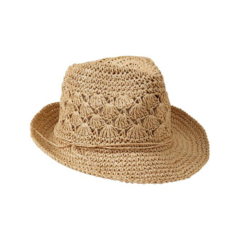 Old Navy straw hat, $14