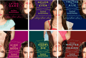 The Lying Game book series