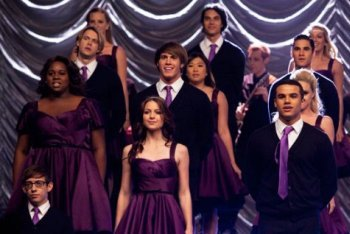The Glee Club at Regionals