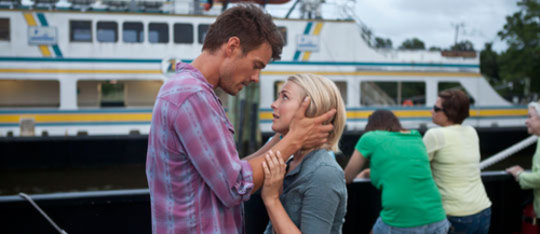 Safe Haven Blu-ray   DVD Review