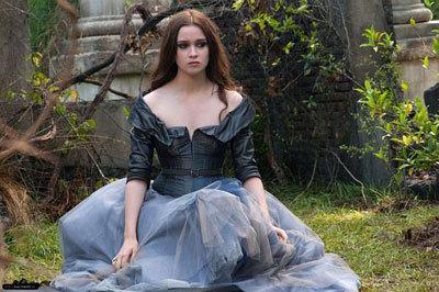 Lena's claiming dress