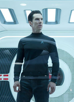 Benedict Cumberbatch as John Harrison