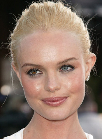 Kate Bosworth is pretty in pink