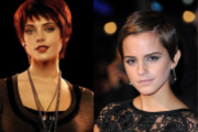 Ashley Greene and Emma Watson with Pixie Cuts!