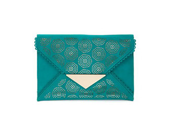 New Look clutch, $24