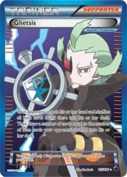 Full Art Ghetsis Plasma Freeze