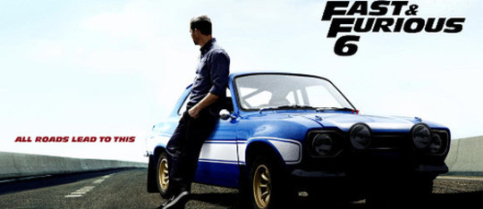 The Fast and the Furious 6 Movie Review