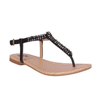 Delia's embellished sandal, $29.50