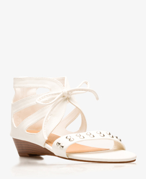 Forever 21 wedge sandals, $38