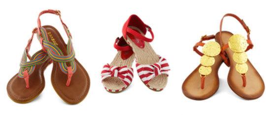 Feature summer sandals feat