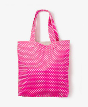 Forever 21 spotty tote, $15