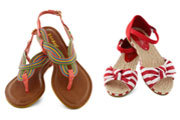 A Guide to Sweet Summer Sandals