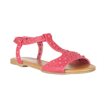 Delia's pink studded, $20