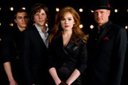 Now You See Me Cast is Magic!