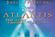 Atlantis: 2 Movie Collection Blu-ray Review