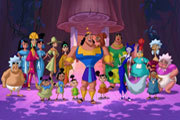 The Emperor's New Groove and Kronk's New Groove Blu-ray Review