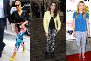 Trend: Top 5 printed pants
