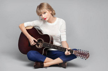 Taylor can play acoustic and electric guitar, ukulele and banjo