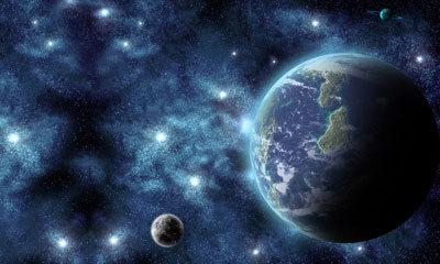 Approaching Earth