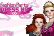 Fashion Party Dress Up App Review