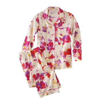 Treat mom to a comfy new pair of spring PJs, $22