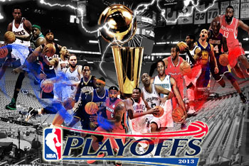 2013 NBA Playoffs Update: 2nd Round